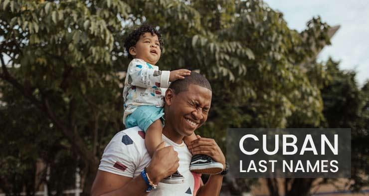 cuban last names